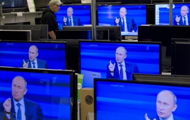 Фото: в Эстонии предлагают запретить российские телеканалы