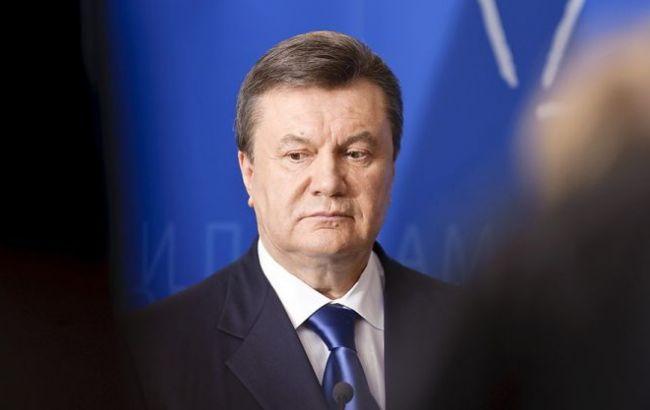 Фото: допрос Януковича состоится 25 ноября