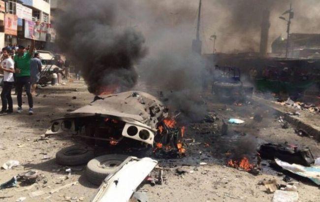 Жертвами взрыва нарынке вБагдаде стали 12 человек