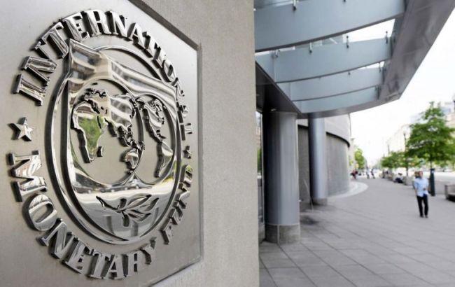МВФ отказался рассматривать вопрос спасения государства Украины
