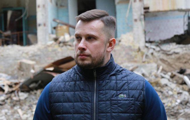 Фото: Андрія Білецького викликають на допит у справі про захоплення Луганської ОДА