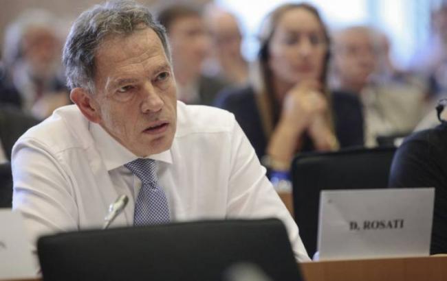 """Глава делегації Європарламенту заявив, що ЄС повинен створити для України """"план Маршалла"""""""