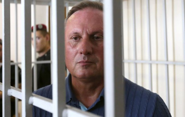 Фото: экс-глава фракции Партии регионов Александр Ефремов