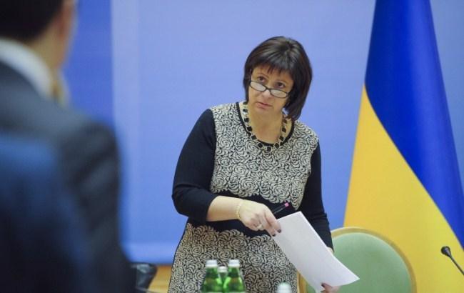 Министр финансов Наталья Яресько пока в поиске оптимальной налоговой модели