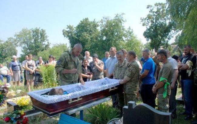 Фото: Похорон бійця (vinnitsaok.com.ua)