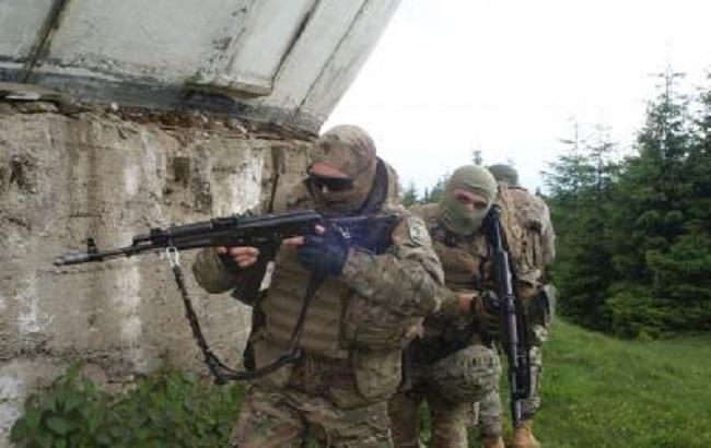 Фото: обстріл вівся з окупованого Первомайська