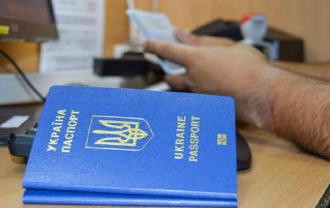 Уже почти 13 тысяч украинцев без виз пересекли границу со странами ЕС