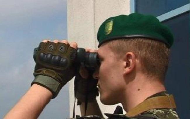 Фото: украинский пограничник (пресс-центр ГПСУ)