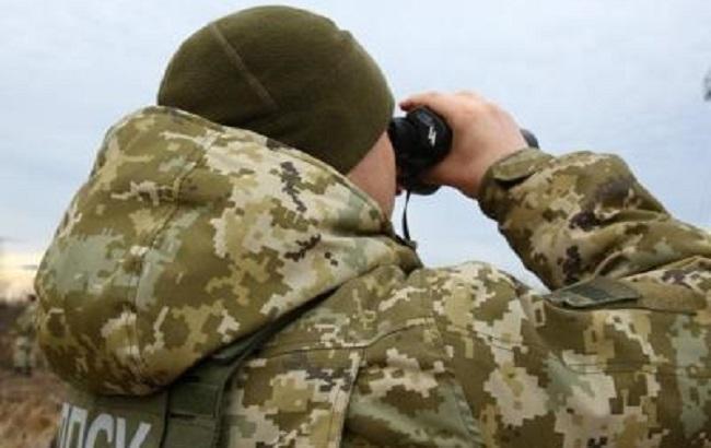 На Донеччині бойовики обстріляли прикордонний пункт зенітними установками