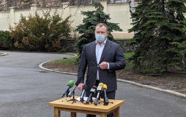 У Харківській області зайнято майже 70% ліжко-місць для хворих на коронавірус