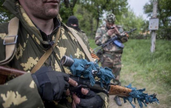 Фото: диверсионные группы террористов получили отпор у Марьинки