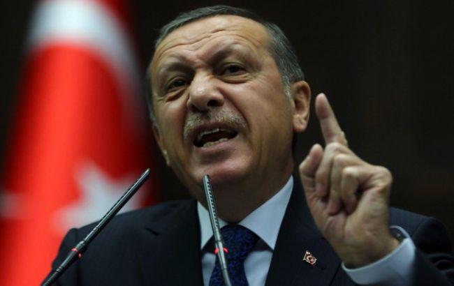 Фото: Реджеп Ердоган у Росії поскаржився на ЄС