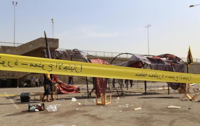 Как минимум  3-х  человек погибли в итоге  нескольких взрывов вБагдаде
