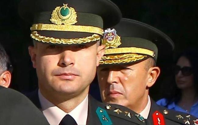 Фото: Тюрккан признался в причастности к деятельности террористической организации