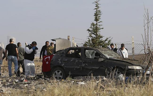 В Анкарі підірвалися два терориста-смертника