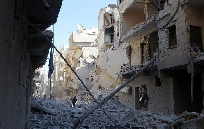 Фото: сили Асада і РФ продовжують бомбардування Алеппо