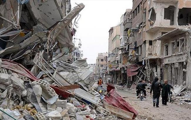 Фото: в результате авиаударов РФ в Сирии погибли 47 человек