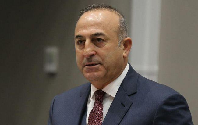 Глава МЗС Туреччини планує відвідати Росію 1 липня