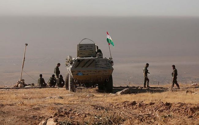 Фото: армия Ирака установила контроль над Нимрудом