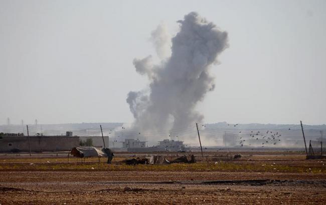 Минобороны Российской Федерации опровергло сообщения обударах ВКСРФ вокрестностях сирийского Идлиба