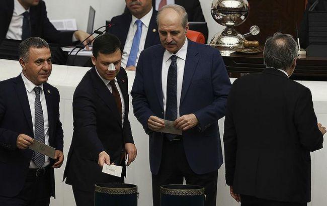Парламент Туреччини схвалив перехід до президентської форми правління