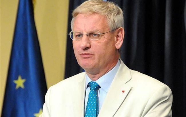 Більдт застеріг Зеленського від політичного переслідування Порошенка