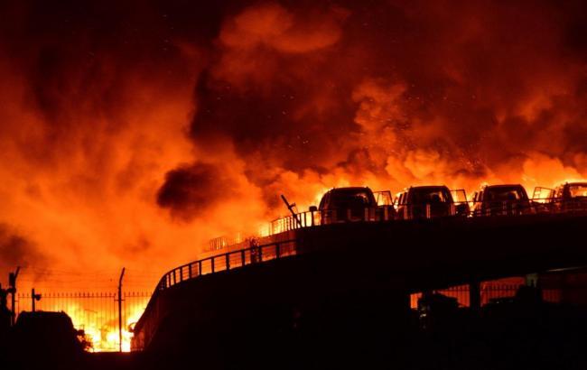 В Китае на химзаводе прогремел мощный взрыв, есть жертвы