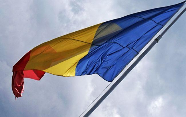 Фото: флаг Румынии (wikimedia.org/Tiia Monto)