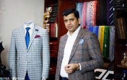 """""""Імператорський кравець"""" Стів Кріплані: про стиль, костюми політиків і індивідуальний підхід до клієнта"""