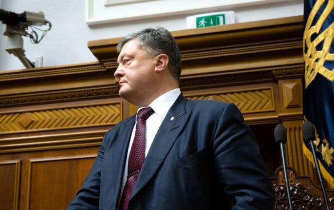 Oh my год: Три года президента Петра Порошенко