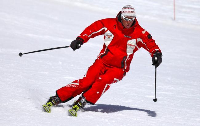 10 советов  как научиться кататься  на лыжах