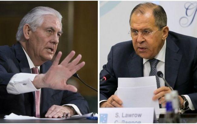 Тиллерсон едет вМоскву сдоказательствами причастности России кпреступлениям режима Асада,