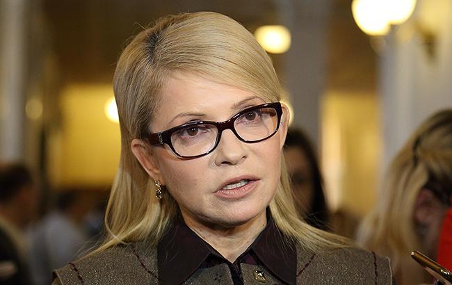 Юлія Тимошенко так і не вивела своїх прихильників на акції протесту в центрі Києва
