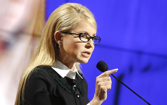 Юлія Тимошенко має намір акцентувати увагу на необхідності перевиборів