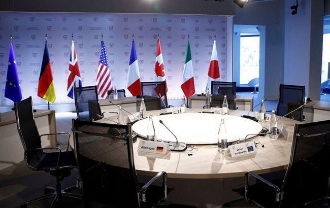 Послы стран G7 назвали основные условия для процветания Украины