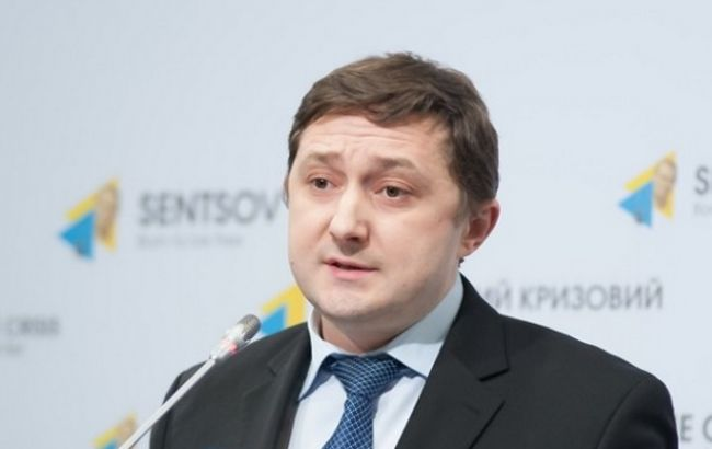 Фото: керівник апарату СБУ Олександр Ткачук