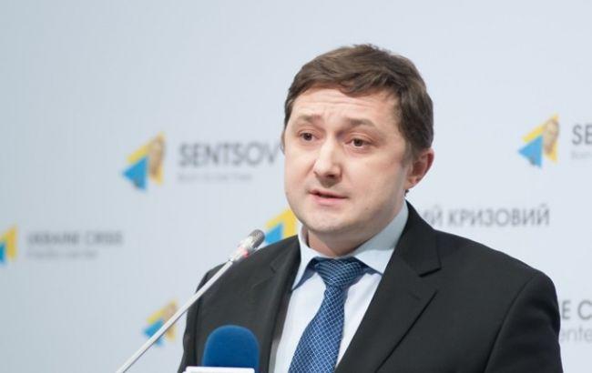 Фото: керівник апарату голови СБУ Олександр Ткачук