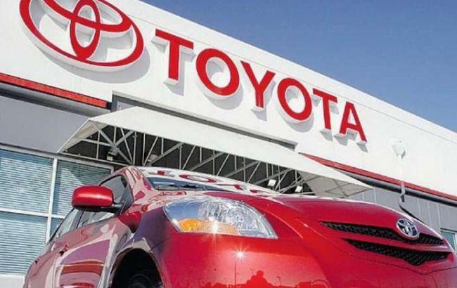Фото: соглашение касается 1,5 млн автомобилей Toyota