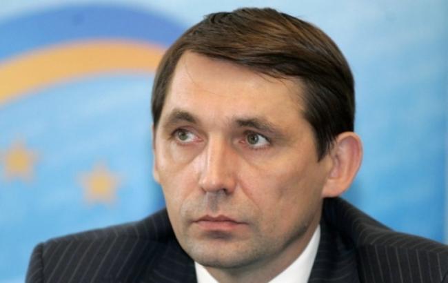 Фото: представитель Украины в Европейском союзеНиколай Точицкий