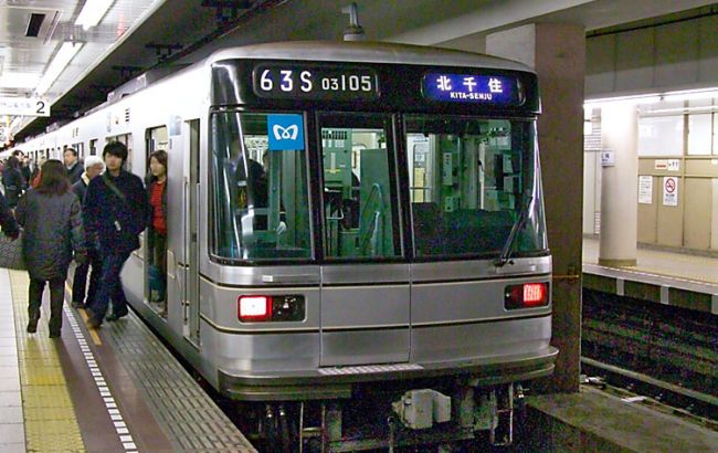 Токийское метро приостановило свою работу после запуска ракеты КНДР