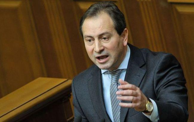 """""""Народний фронт"""", БПП та """"УДАР"""" можуть піти на вибори в рамках однієї партії, - Томенко"""