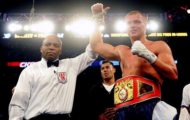 Один з найкращих українських боксерів супертяжів став далекобійником