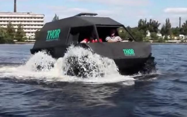 Фото: Суперавтомобмль THOR (youtube.com)