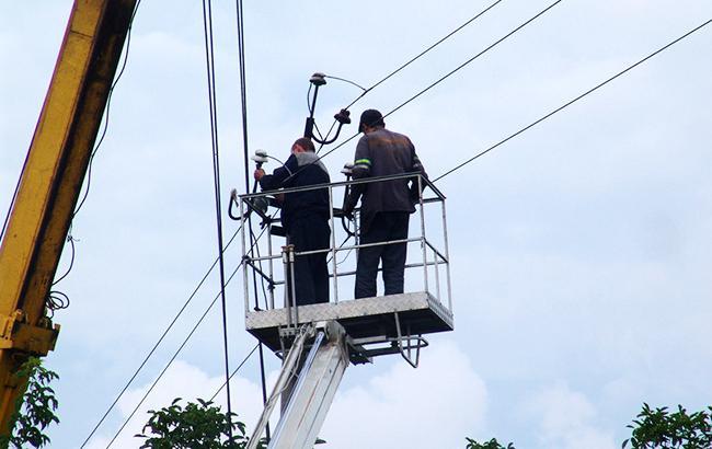 Фото: відновлення електроенергії (torange.biz)