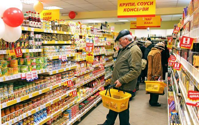 Роздрібна торгівля в Україні в січні виросла на 3,1%