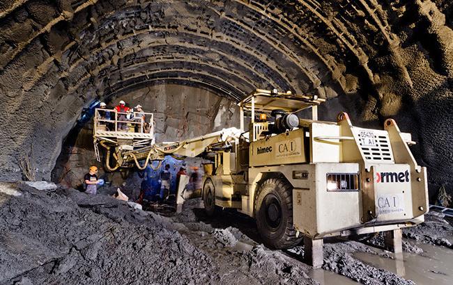 Фото: Бескидский тоннель (tov_tob - LiveJournal)