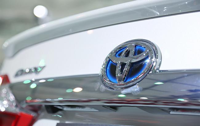 Фото: логотип Toyota (toyota-global.com)