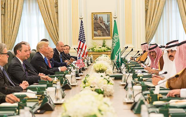 Саудівська Аравія стала першим близькосхідним державою, з яким Штатам вдалося налагодити відносини (whitehouse.gov)