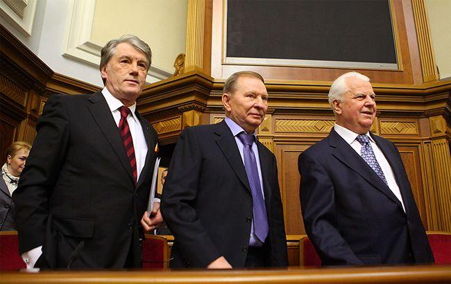 Президенти України Леонід Кравчук, Леонід Кучма і Віктор Ющенко розповіли про свій внесок у незалежність України