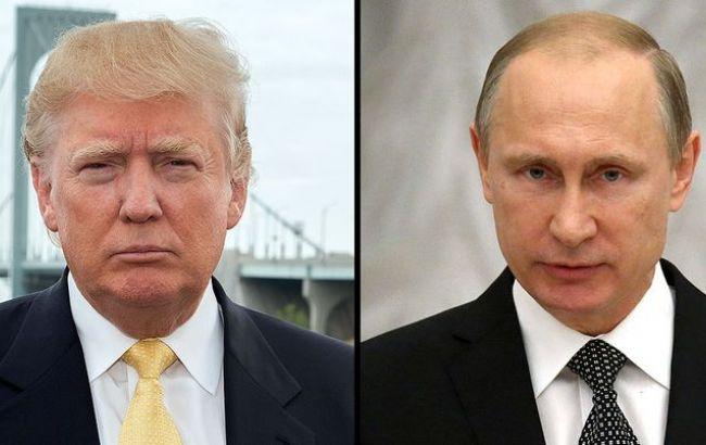 Трамп и Путин впервые встретятся в мае